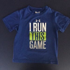 Other - Boys Under Armour 3T shirt